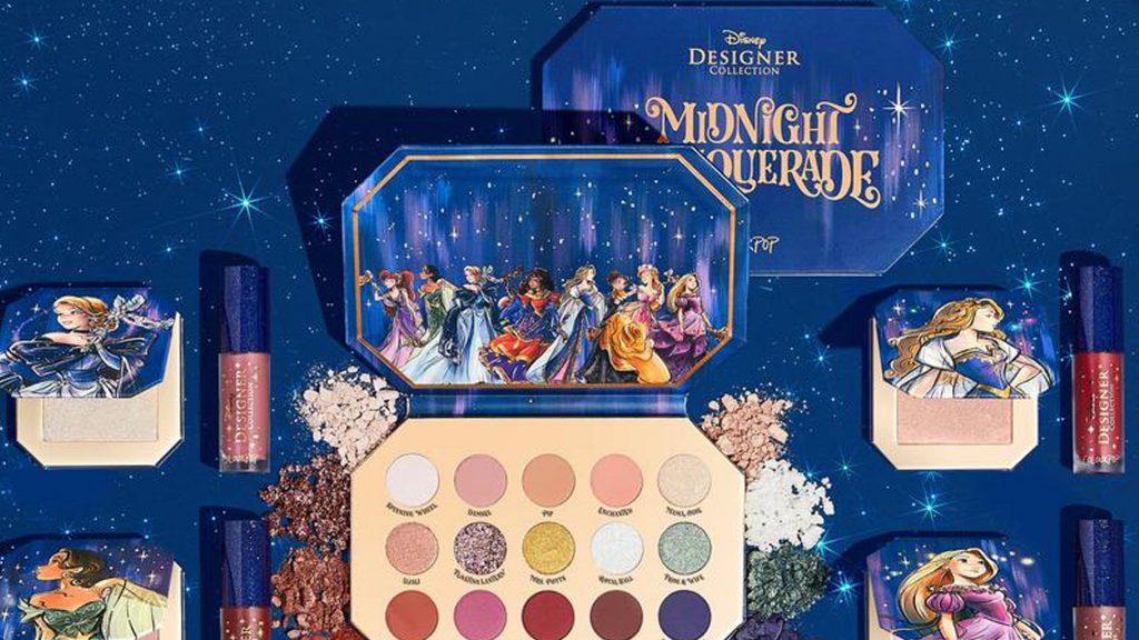 ColourPop Cosmetics - Disney Collection