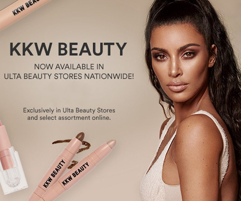 Buy KKW Beauty And Have Cash Back At Ulta
