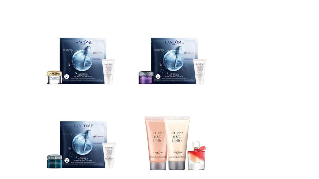 Lancome Gift Additional $35 To Receive More Luxe Essentials