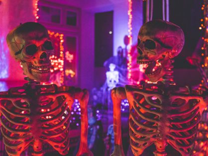 Save UP TO 50% OFF Halloween Decor At The Home Depot