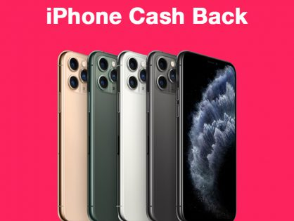 Buy iPhone 11 Pro And Save BIG With AT&T Cash Back