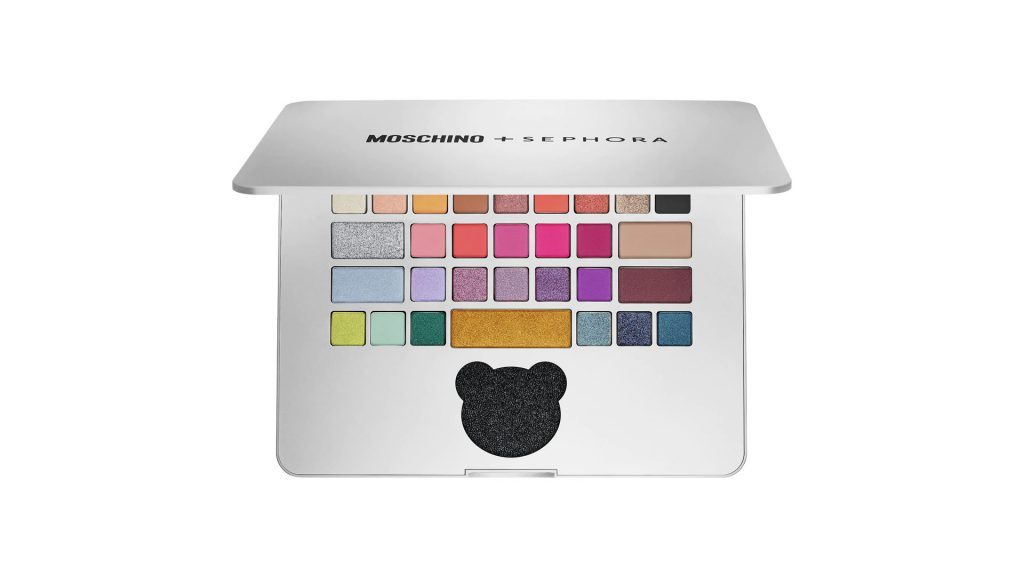 Sephora Black Friday - Moschino x Sephora Laptop Palette
