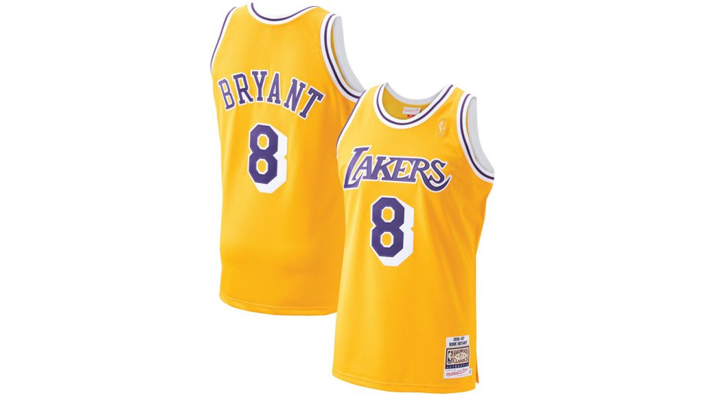 Kobe Bryant Forever - 1996-97 Authentic Jersey