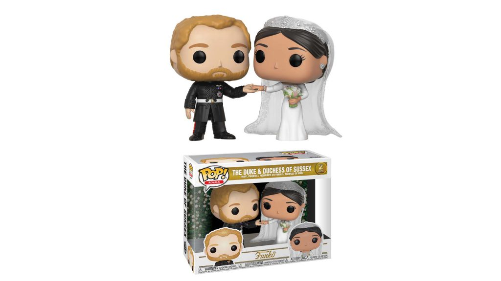 Royal Family Funko Pop | Prince Harry And Meghan Markle, The Duke and Duchess Of Sussex Buy And Get Walmart Cash Back