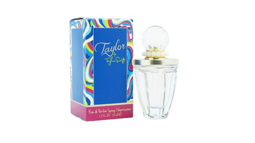 Taylor Swift Fragrances Coupons And Get Walmart Cash Back - Taylor Swift Taylor Eau De Parfum Spray 1.7 oz
