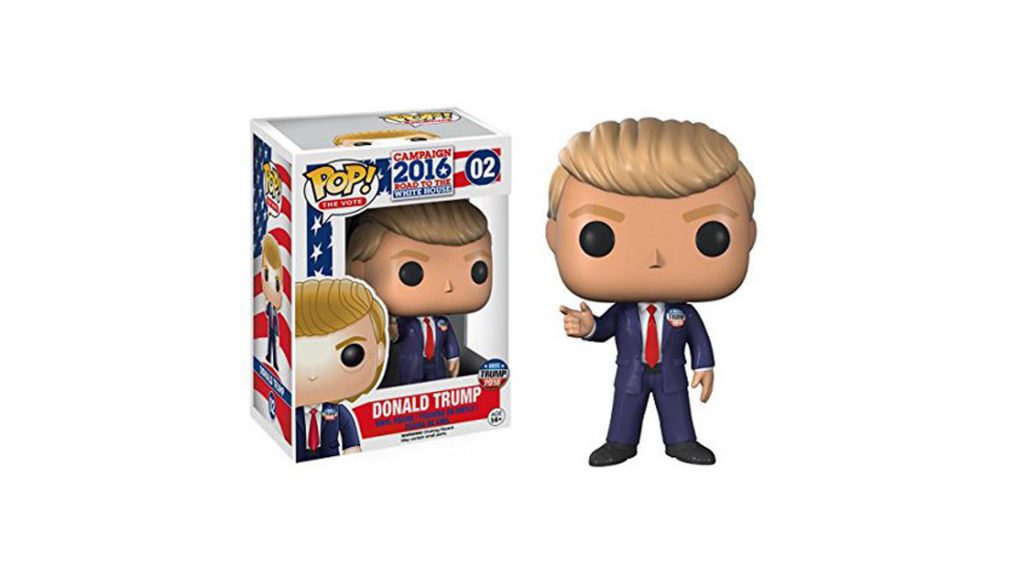 Funko Presidents - Get Donald Trump Funko POP President At Walmart And Have UP TO 16% Walmart Cash Back