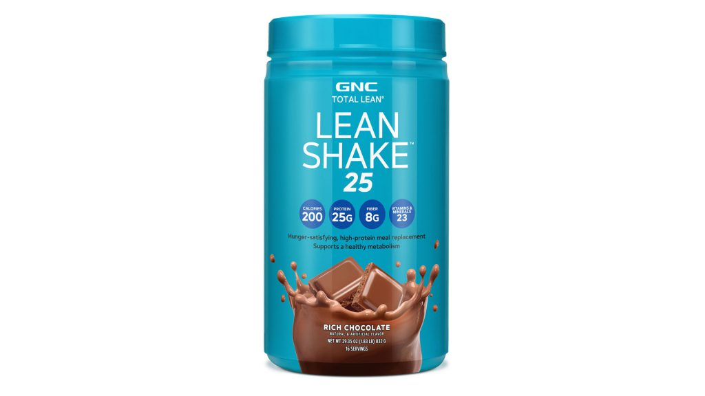 GNC Protein Coupons - Buy One Get One 50% OFF Protein And Fitness Items + UP TO 18% GNC Cash Back On Lean Shake Rich Chocolate