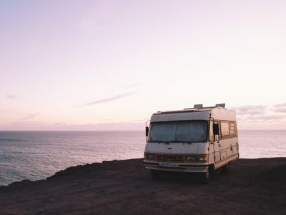 Hit The Road With Your Valentine In A RV Trip