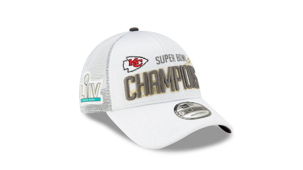 Get Your Super Bowl LIV Championship Gear And Save BIG With NFL Shop Cash Back UP TO 13% On Kansas City Chiefs New Era Hat