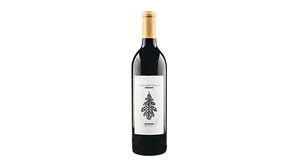 Wine Insiders Sale - 15 Wines For Just $79,99 - 2016 Fair Oaks Ranch Merlot