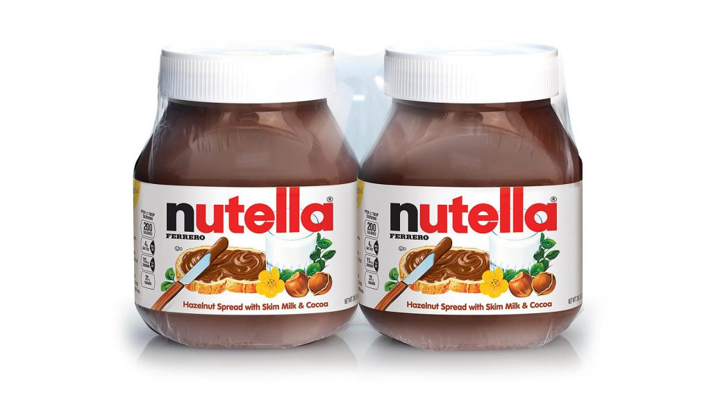 World Nutella Day At Sam's Club - Get UP TO 11% Sam's Club Cash Back