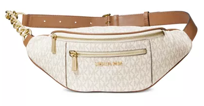 macys handbag sale mk signature belt beg