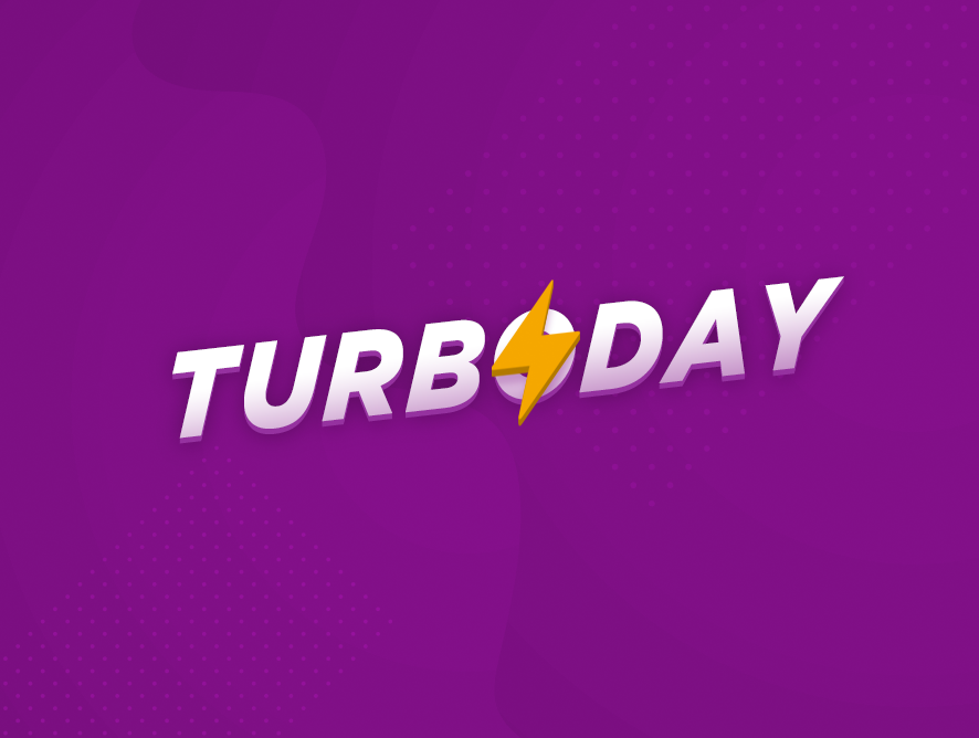 Turbo Day 6! Enjoy UP TO 75% OFF And Earn Turbo Credits When You Shop