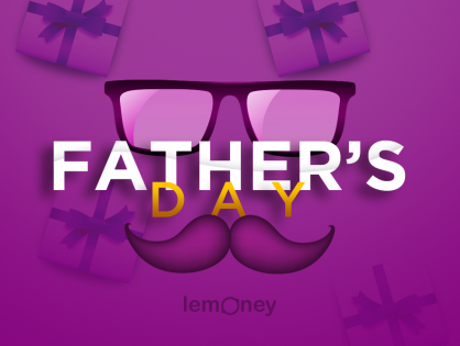 Father's Day Sale At Lemoney! Find The Perfect Gift With UP TO 70% OFF