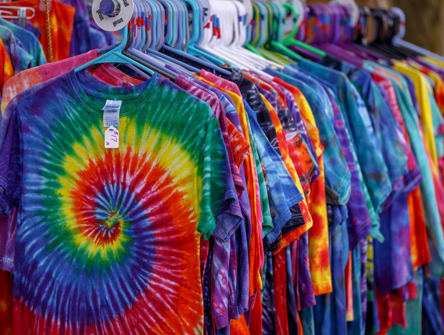 Tie Dye Ideas For You To Try At Home. Create Your Favorite Designs