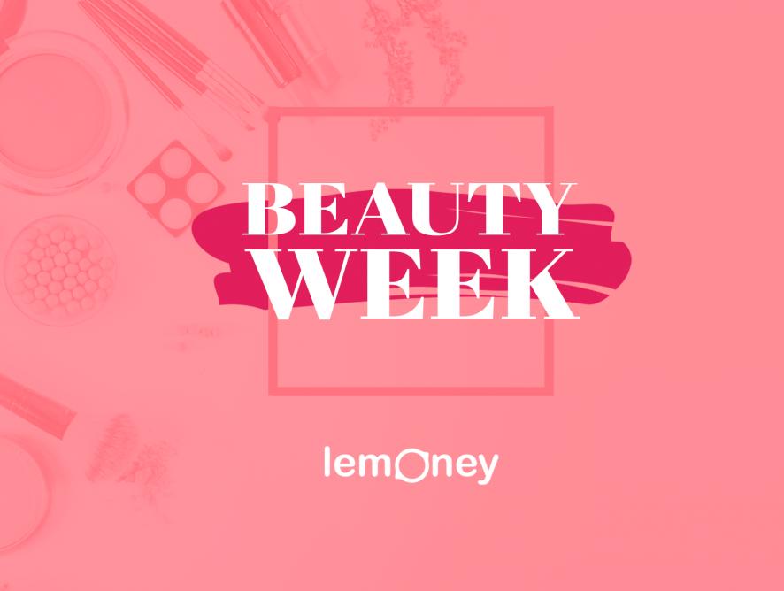 Beauty Week At Lemoney! Get UP TO 70% OFF Makeup Goods