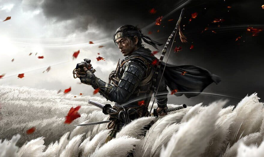 Ghost Of Tsushima Available Now! Get Ready To Defend Feudal Japan
