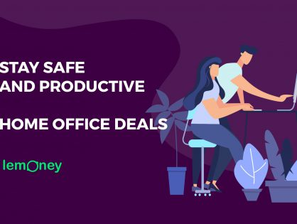 Home Office Deals UP TO 80% OFF! Get Everything You Need To Start Working