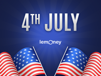 Lemoney 4th Of July Sale! Celebrate It With UP TO 85% OFF Deals