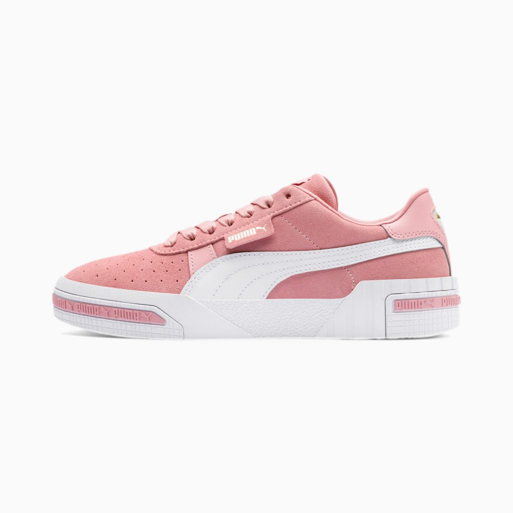 puma private sale cali taped sneakers