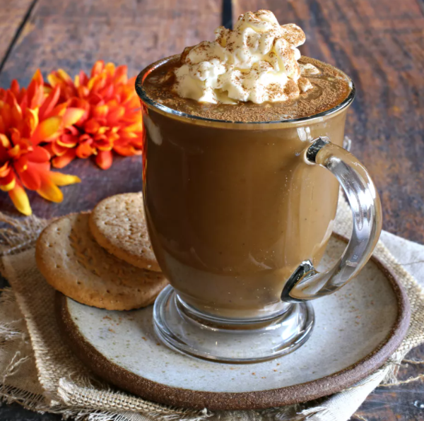 national coffee day pumpkin