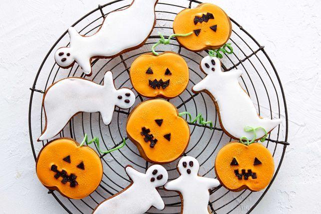 halloween food recipes cookies