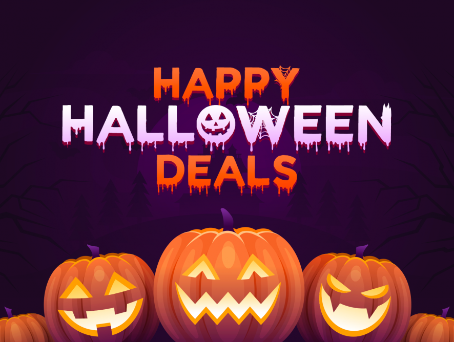 Halloween Sale At Lemoney! Find The Spookiest Deals With Cash Back