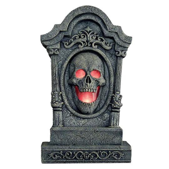 michaels halloween tombstone