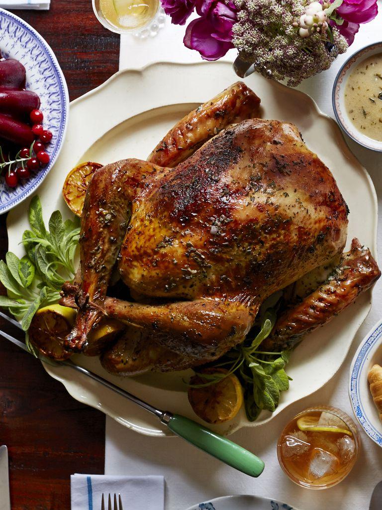 thanksgiving dinner ideas turkey