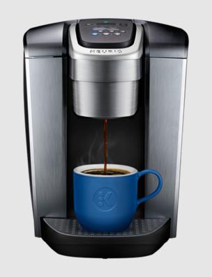 Back To School Must-Haves - Keurig® K-Elite™ Single Serve Coffee Maker.