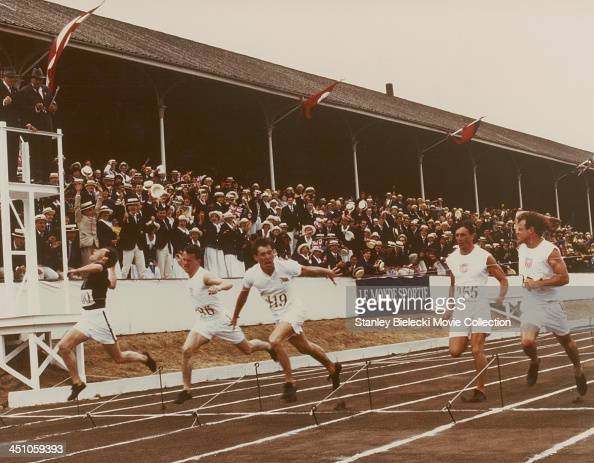 Summer Olympics -  'Chariots of Fire', 1981
