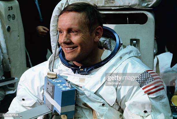 National Moon Day - Astronaut Neil A. Armstrong.