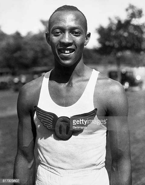 Summer Olympics - Jesse Owens.